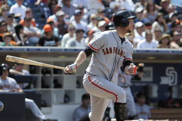 San Francisco Giants: Grade Reports for Every Player in August