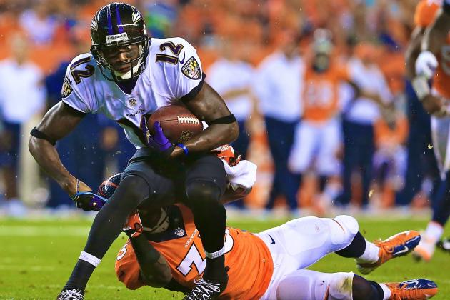 Jacoby Jones Injury: Updates on Ravens Receiver's Knee