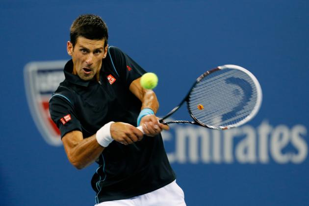 Novak Djokovic vs. Mikhail Youzhny: Score and Recap from 2013 US Open