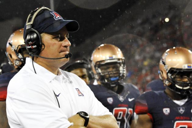 Arizona Football: Rich Rodriguez Says Playbook Will Open Up vs. UNLV