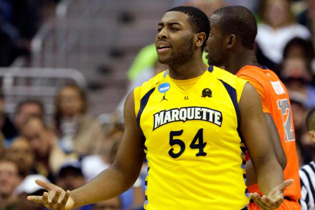 Marquette to Meet Creighton as New Big East Opens New Year's Eve