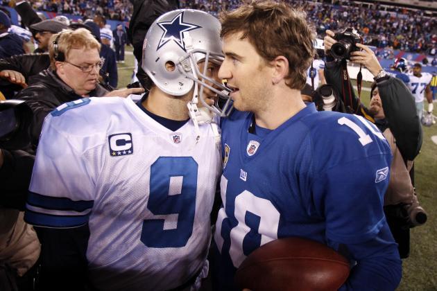 New York Giants vs. Dallas Cowboys: Preview & Prediction