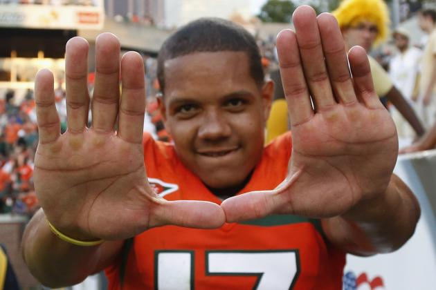 Miami vs. Florida: Stephen Morris Needs to Make a Statement