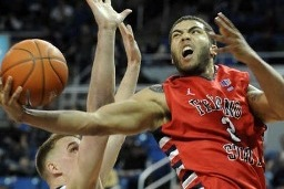 Fresno St.'s Anderson Hurt in Car Accident