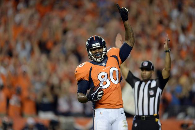 Julius Thomas a Must-Add Fantasy TE After Breakout Performance in Broncos Opener