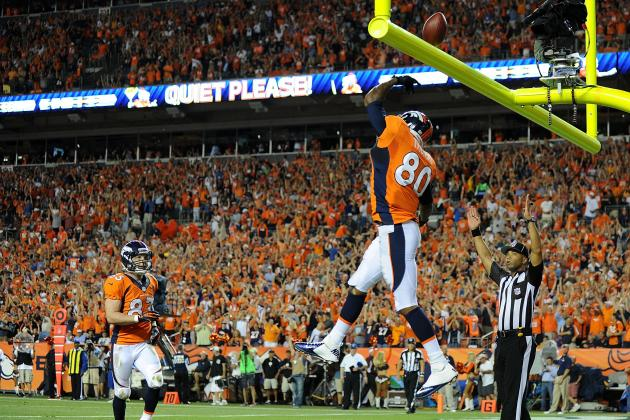 Five Things to Know About Broncos Breakout Tight End Julius Thomas