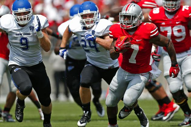 Ohio State Football: Buckeyes Can Go Fast on Offense, but They Still Have Power