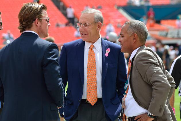 Miami Dolphins Owner Steve Ross Makes Controversial Donation