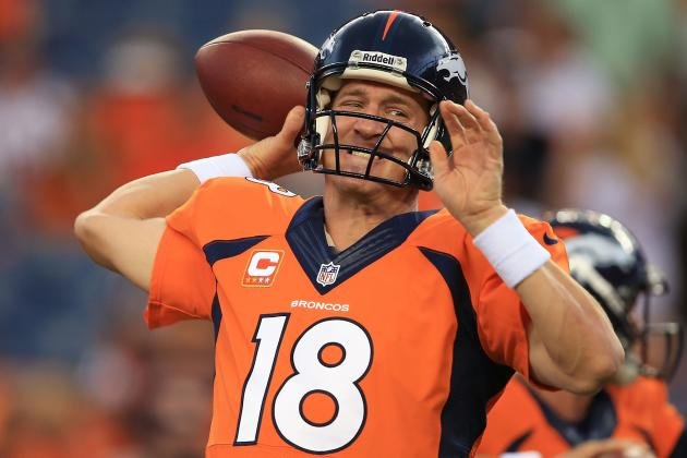 Peyton Manning Ties NFL Record with 7 Touchdowns Against Baltimore Ravens