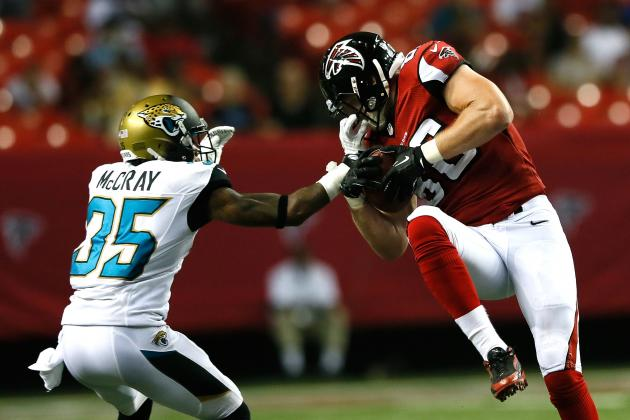 Chase Coffman Next in Line to Tony Gonzalez in Atlanta