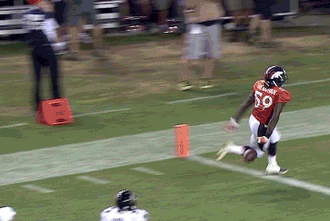 Danny Trevathan Opens NFL Season With One Of Its Dumbest Plays Ever