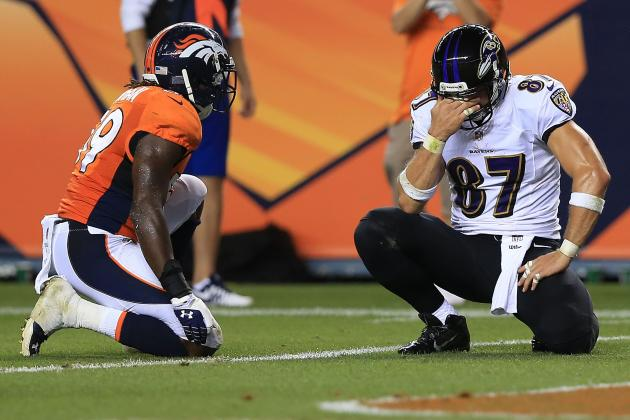 Ravens vs. Broncos: Live Grades and Analysis for Baltimore