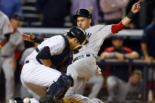 Wild 9-8 Win by Red Sox over Yankees Shows Why Rivalry Is Greatest in MLB