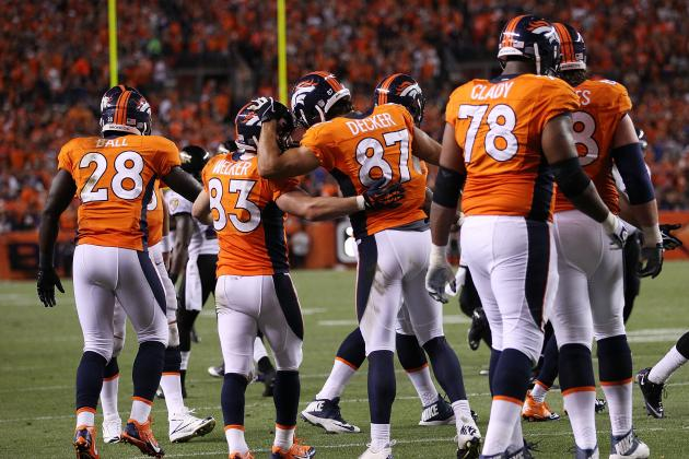 Broncos Score 49, Wallop Ravens in Opener
