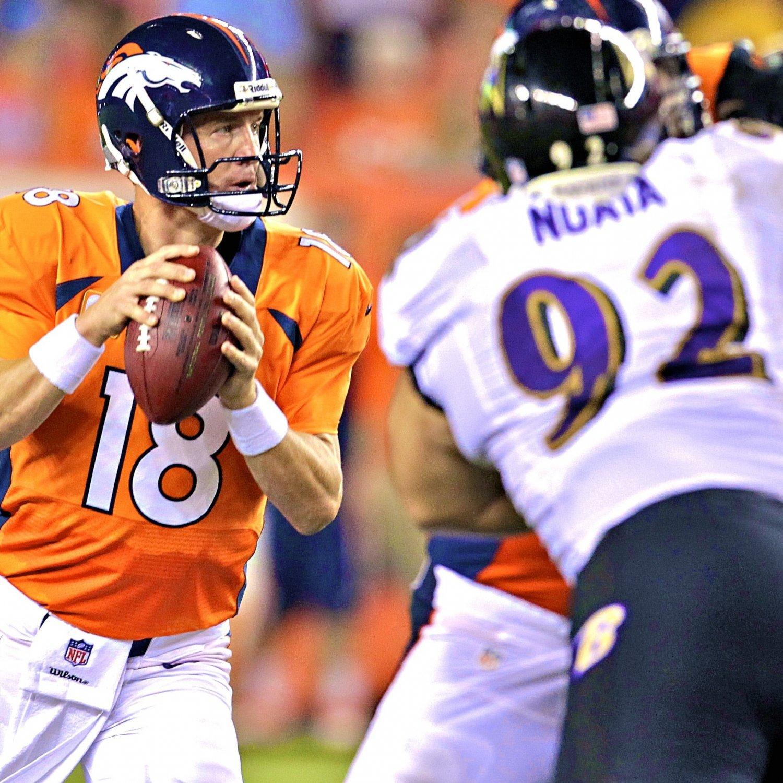Denver Broncos Re Grading Their Key 2013 Offseason: Baltimore Ravens Vs. Denver Broncos: Score, Grades And