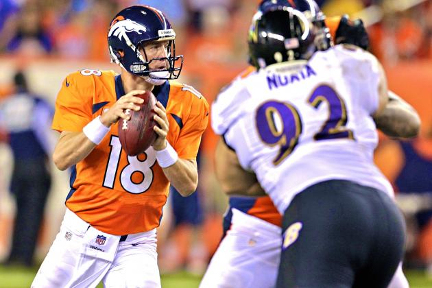 Baltimore Ravens vs. Denver Broncos: Score, Grades and Analysis