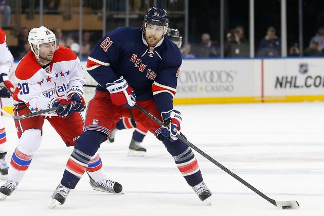 Blueprint for Rick Nash to Return to Superstar Form in 2013-14