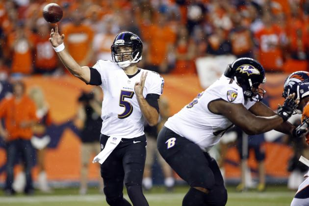 Offseason Worries Plague Baltimore Ravens in Loss, Will It Continue?