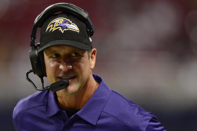 Harbaugh Unaware of Potential Challenge