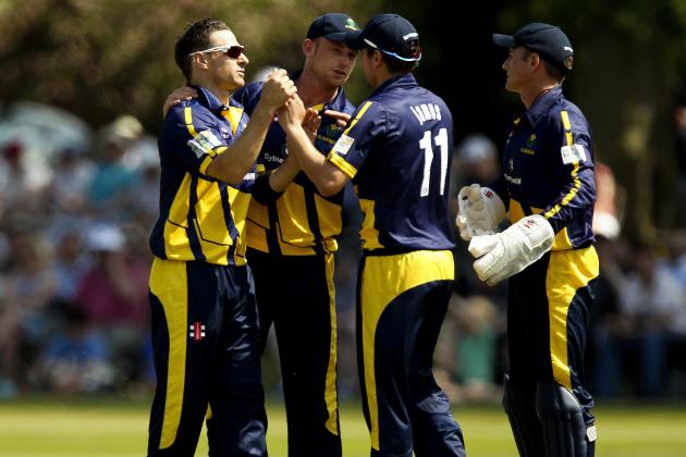 YB40 Cricket Semifinal Preview: Hampshire vs. Glamorgan