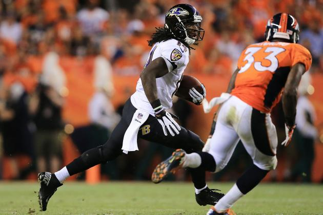 Marlon Brown's Impressive Debut Gives Baltimore Ravens Depth at WR