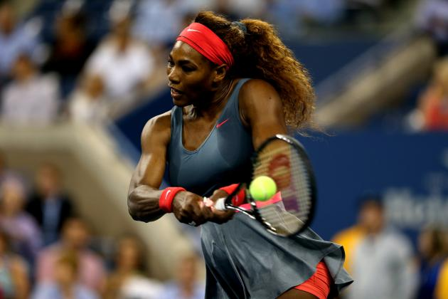 US Open Tennis 2013: Preview, Predictions for Women's Semifinal Matches