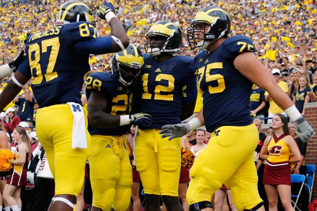 Notre Dame vs Michigan: Predicting Winner for Saturday's Clash in Ann Arbor
