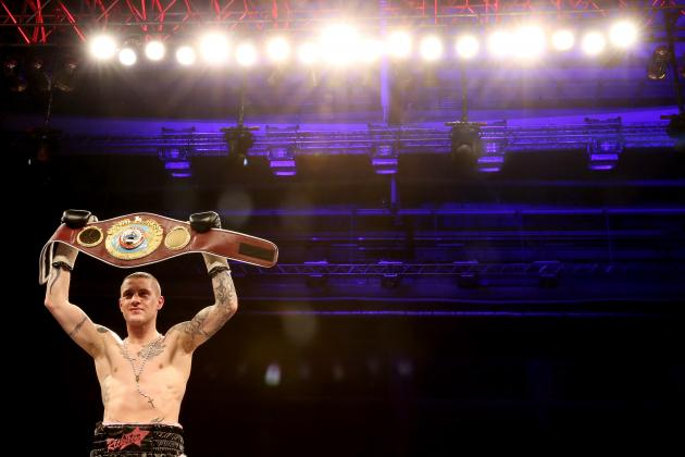 Ricky Burns vs. Raymundo Beltran: Full Preview, Prediction for Glasgow Showdown