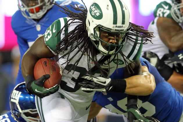 Bilal Powell and Chris Ivory to Split Carries Sunday