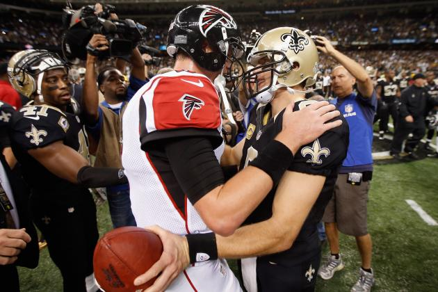 Why Falcons-Saints Is the Best Rivalry in the NFL
