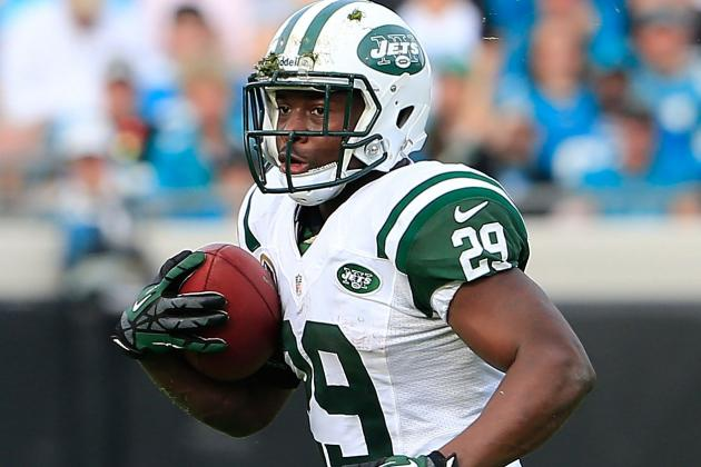 Bilal Powell Has Skill Set to Thrive in New York Jets Offense