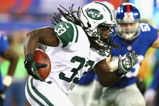 Chris Ivory Will Be Fantasy Bust Due to Timeshare with Bilal Powell