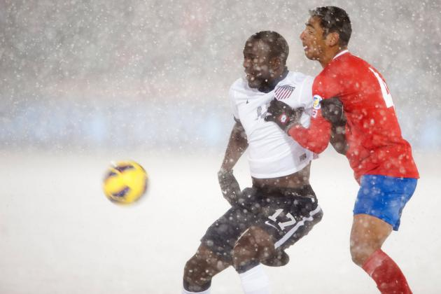 USA vs. Costa Rica: Americans Shouldn't Play for Draw in Away Fixture