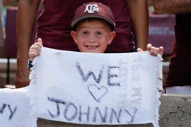 Texas A&M Football: Winning Will Cure All for Johnny Manziel and the Aggies