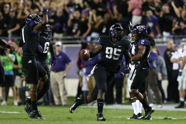 TCU Football Still in a Quandary Over Whether to Play Devonte Fields