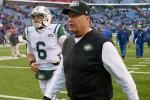 Rex Hints That Jets Might Have QB Moves Coming