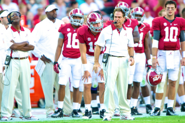 Alabama vs. Texas A&M: Does Bye Week Help or Hurt Tide's Chances?