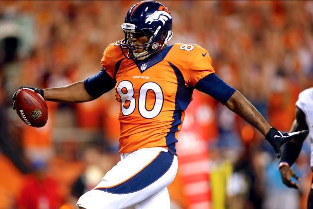Who Is Denver Broncos' Julius Thomas, Other Than Peyton Manning's Secret Weapon?