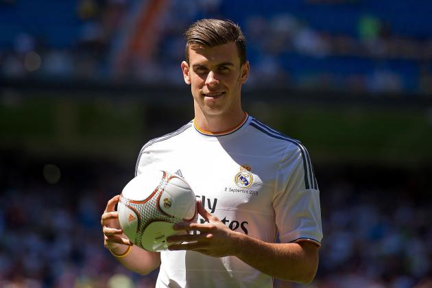 Gareth Bale Must Push Aside Immense Pressure and Simply Play His Game