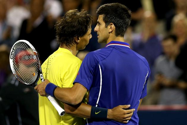 US Open Tennis 2013: Novak Djokovic, Rafael Nadal Set for Another Finals Clash