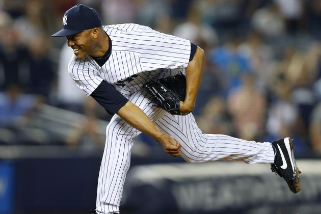 Who Is Likely to Fill in for Mariano Rivera Next Year?