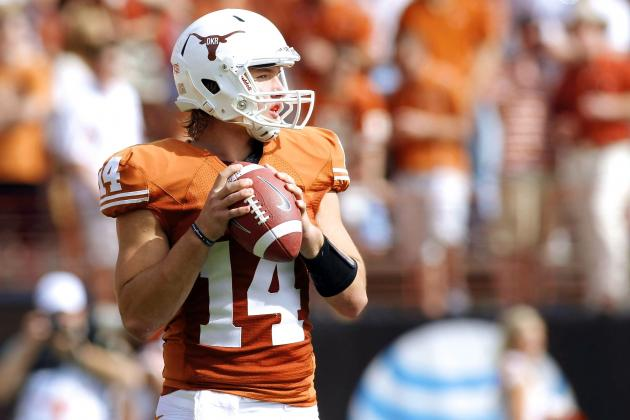 Texas vs. BYU: Evolution of David Ash and Horns' Offense Since 2011 Meeting