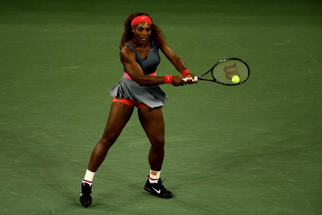 Serena Williams' Biggest Keys to Knocking off Li Na in US Open Semifinals