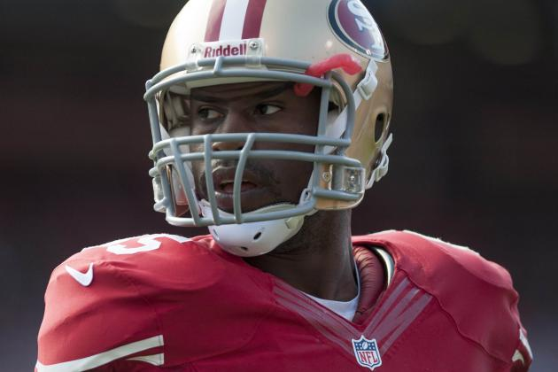 Vernon Davis Fires Back at Randy Moss