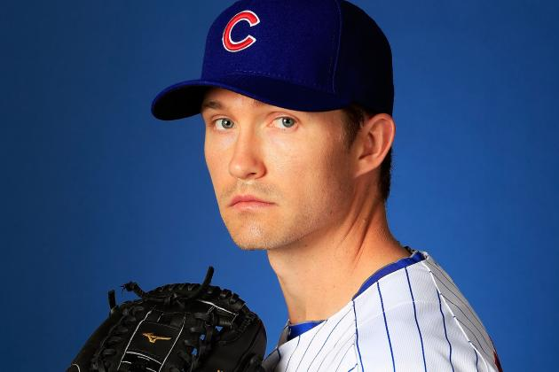 Baker to Make Cubs Debut Sunday vs. Brewers