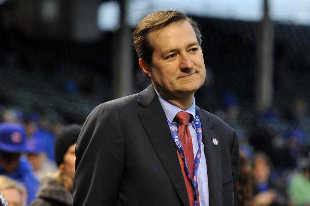 Tom Ricketts Says Quick Fix Not in Cards for Cubs