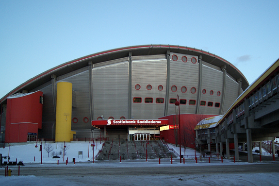 Calgary Flames Say Saddledome Will Be Ready for Preseason After Flood