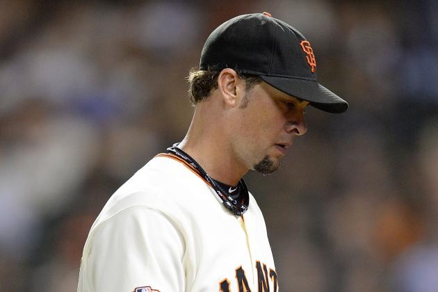Vogelsong Can't Shake Off Giants' Latest Loss