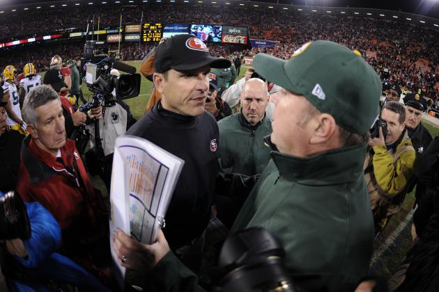 Packers Appear Unfazed by Jim Harbaugh