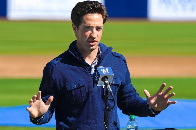 Ryan Braun's Apology Calls to Milwaukee Brewers Fans Nothing but Lame PR Stunt